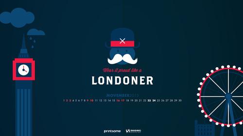 Movember like a londoner
