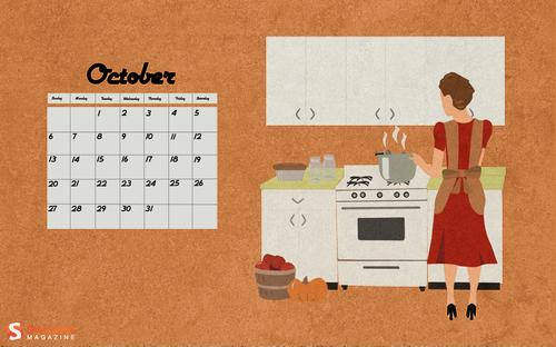 Retro October