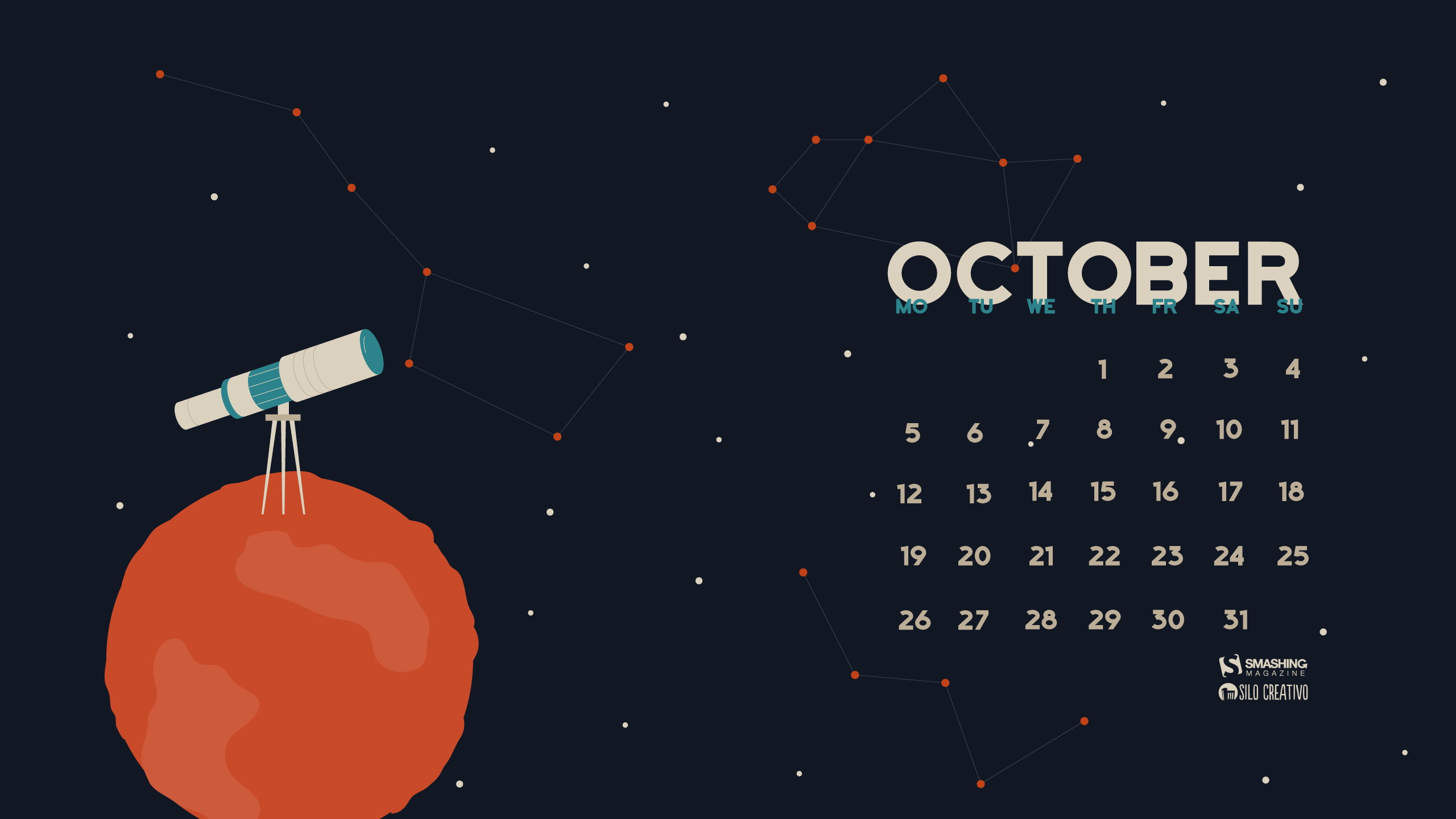 Desktop Wallpaper Calendars October 2015 Smashing Magazine