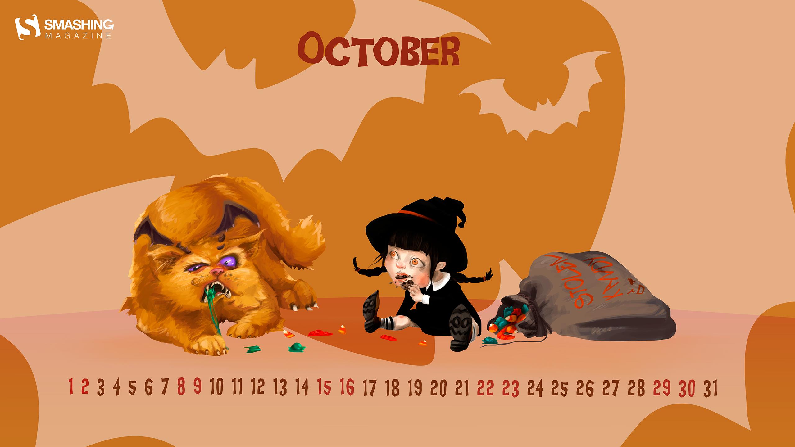 Desktop Wallpaper Calendars October 2016 Smashing Magazine