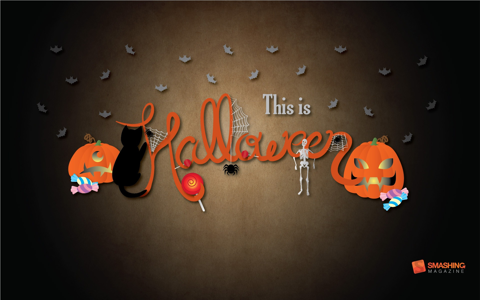 75 Halloween Wallpapers ? Scary Monsters, Pumpkins And