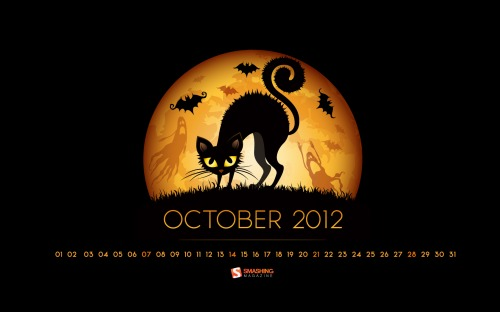 Desktop Wallpaper - October 2012