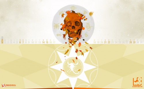 Desktop Wallpaper - October 2012