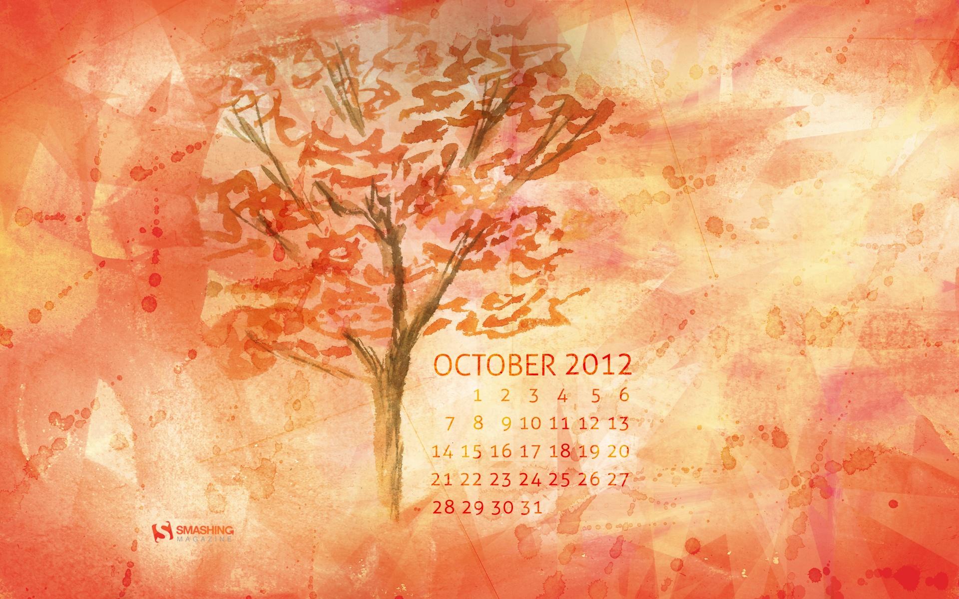 "Watercolor Autumn. """