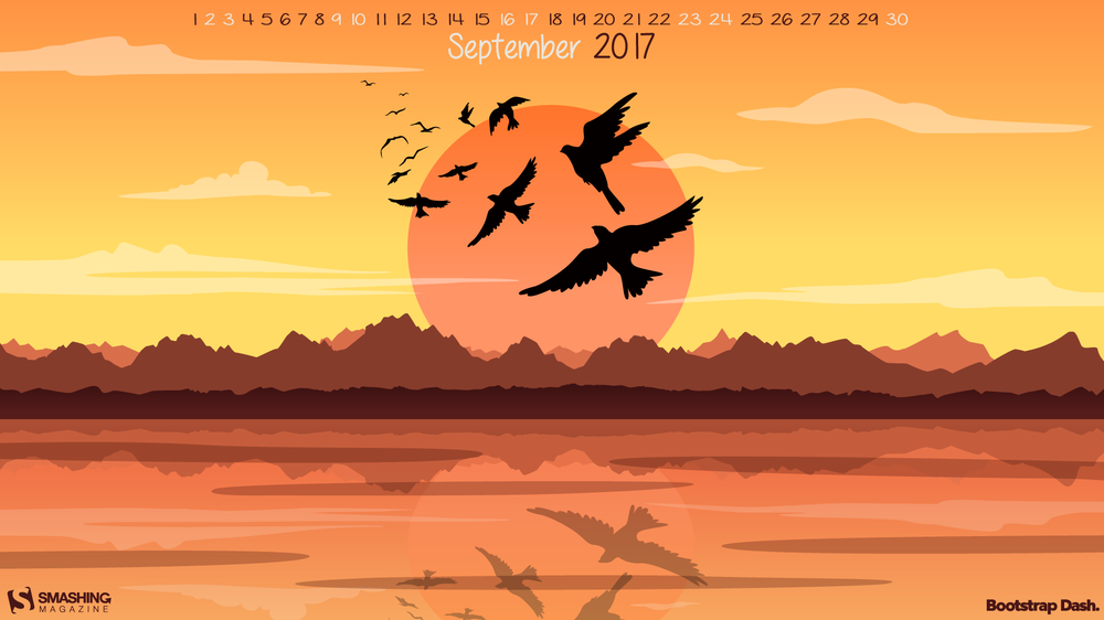 sept 17 summer is leaving full.png? ga=2.133655367.838844636.1504241071 501916110 - Download Smashing Magazine Desktop Wallpaper September 2017 Windows 7/8/10 Theme