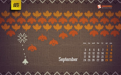 Smashing Wallpaper - september 12